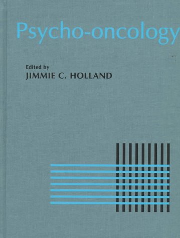 9780195106145: Psycho-oncology