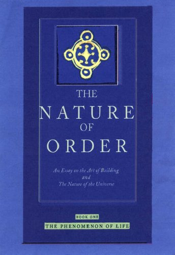 9780195106398: The Nature of Order: Phenomenon of Life Bk. 1