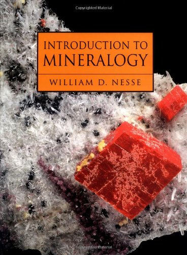 9780195106916: Introduction to Mineralogy