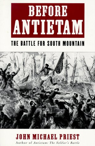 9780195107128: Before Antietam: The Battle for South Mountain