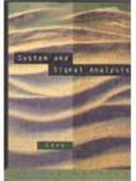 9780195107227: System and Signal Analysis (The Oxford Series in Electrical and Computer Engineering)