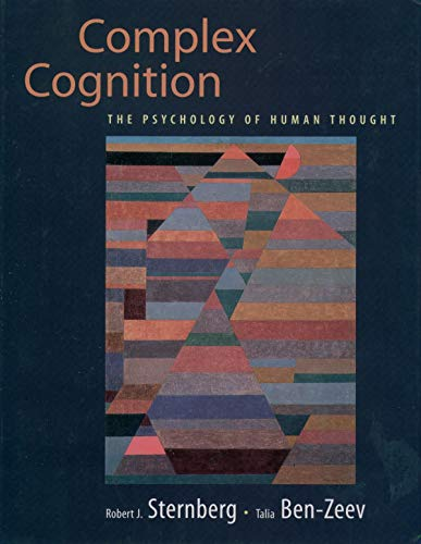 9780195107715: Complex Cognition: The Psychology of Human Thought