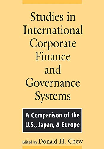 What are some examples of different corporate governance systems?