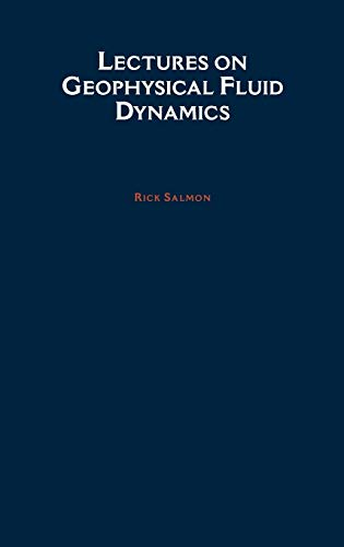 Lectures on Geophysical Fluid Dynamics