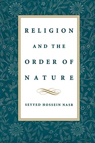 9780195108231: Religion and the Order of Nature
