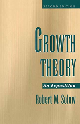 9780195109030: Growth Theory: An Exposition