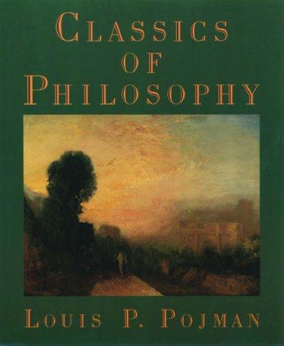 9780195109313: Classics of Philosophy