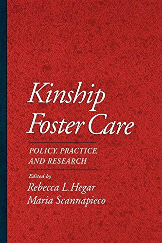 9780195109405: Kinship Foster Care: Policy, Practice, and Research (Child Welfare: A Series in Child Welfare Practice, Policy, and Research)