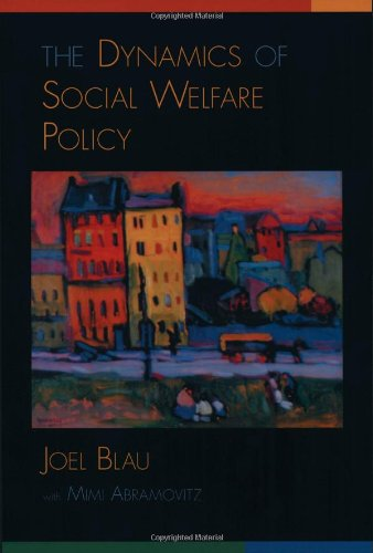 9780195109689: The Dynamics of Social Welfare Policy