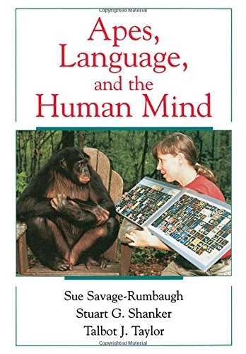 9780195109863: Apes, Language, and the Human Mind