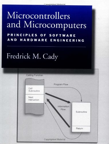 9780195110081: Microcontrollers and Microcomputers: Principles of Software and Hardware Engineering