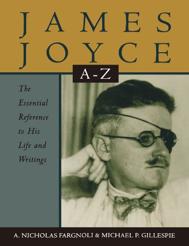 9780195110296: James Joyce A to Z: The Essential Reference to His Life and Writings (Literary A-Z's)