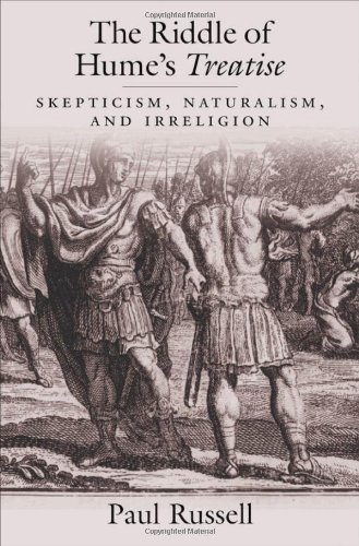 9780195110333: The Riddle of Hume's Treatise: Skepticism, Naturalism, and Irreligion