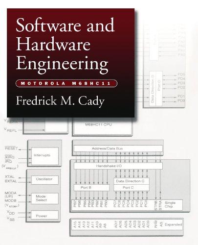 9780195110463: Software and Hardware Engineering: Motorola M68HC11