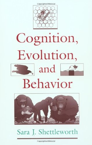 9780195110487: Cognition, Evolution, and Behavior