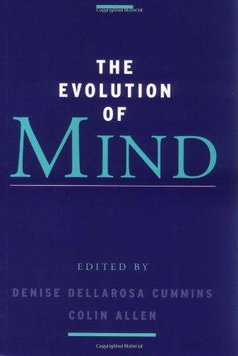 9780195110531: The Evolution of Mind