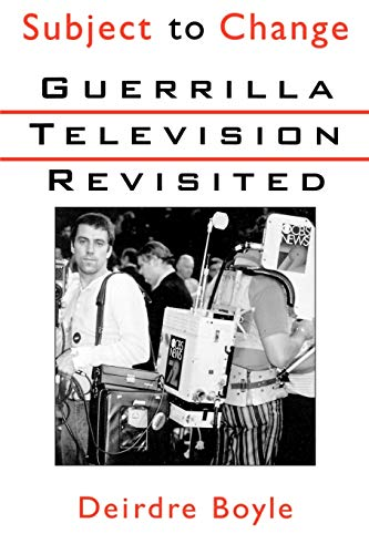 9780195110548: Subject to Change: Guerrilla Television Revisited
