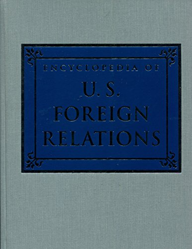 9780195110562: Encyclopedia of U.S. Foreign Relations