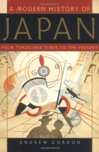 9780195110609: A Modern History of Japan: From Tokugawa Times to the Present