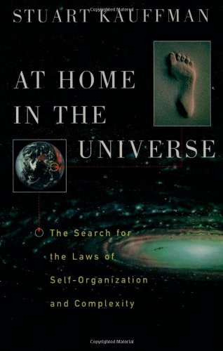 9780195111309: At Home in the Universe: The Search for the Laws of Self-Organization and Complexity