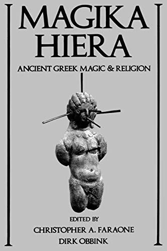 9780195111408: Magika Hiera: Ancient Greek Magic and Religion