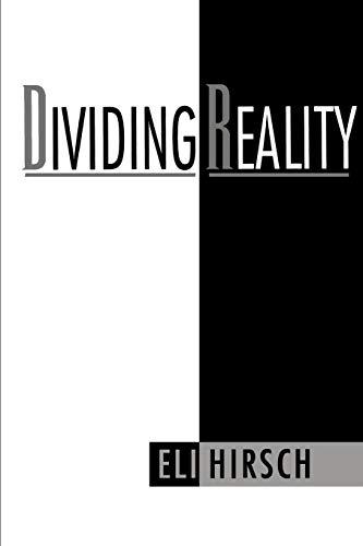 9780195111422: Dividing Reality