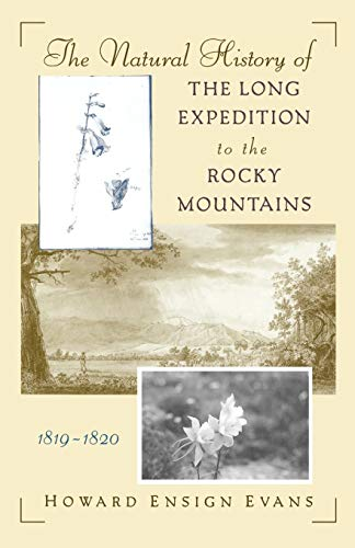 9780195111859: The Natural History of the Long Expedition to the Rocky Mountains (1819-1820)