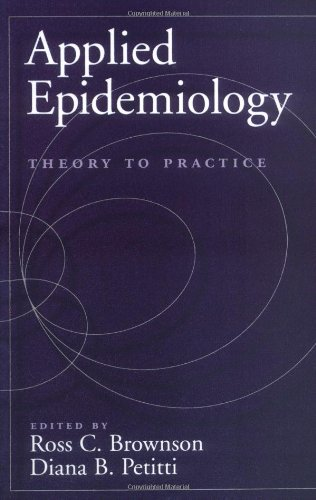 9780195111903: Applied Epidemiology: Theory to Practice