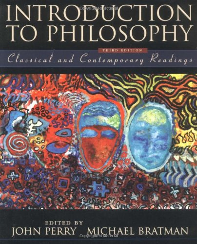 9780195112047: Introduction to Philosophy: Classical and Contemporary Readings