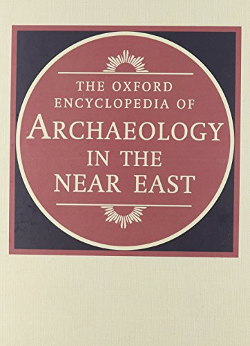 9780195112177: The Oxford Encyclopedia of Archaeology in the Near East: 003