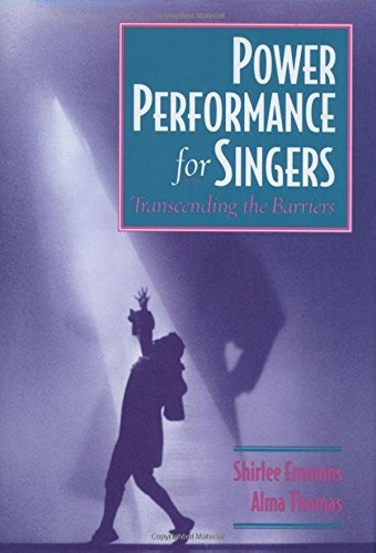 9780195112245: Power Performance for Singers: Transcending the Barriers