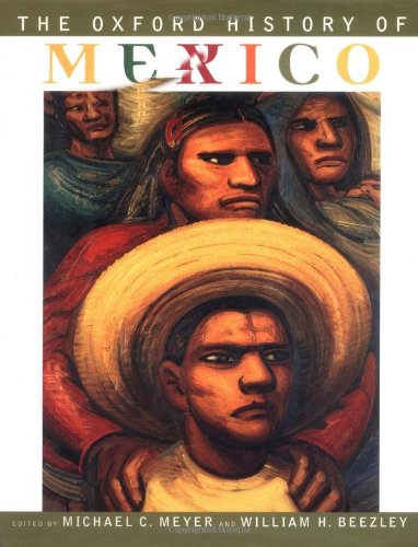 9780195112283: The Oxford History of Mexico