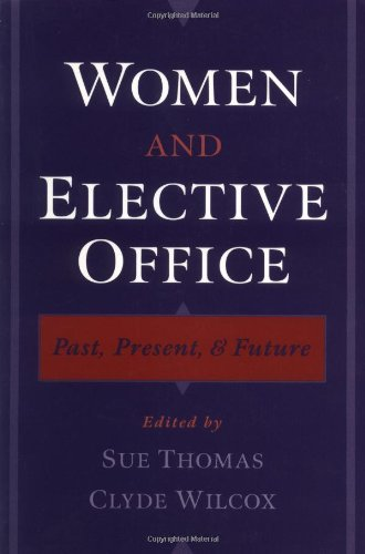 Women and Elective Office : Past, Present: Sue Thomas