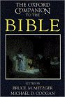 9780195112665: The Oxford Companion to the Bible