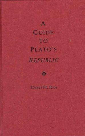 9780195112832: A Guide to Plato's Republic