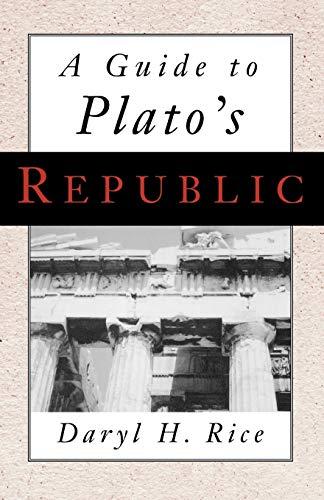 9780195112849: A Guide to Plato's Republic