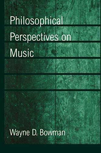 9780195112962: Philosophical Perspectives on Music