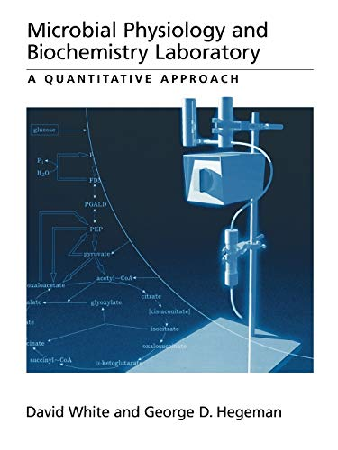 9780195113136: Microbial Physiology and Biochemistry Laboratory: A Quantitative Approach