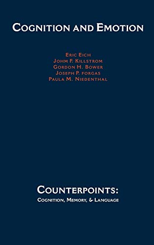 9780195113334: Cognition and Emotion (Counterpoints)
