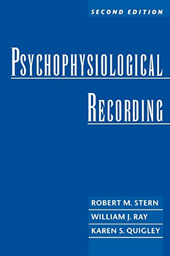 9780195113594: Psychophysiological Recording