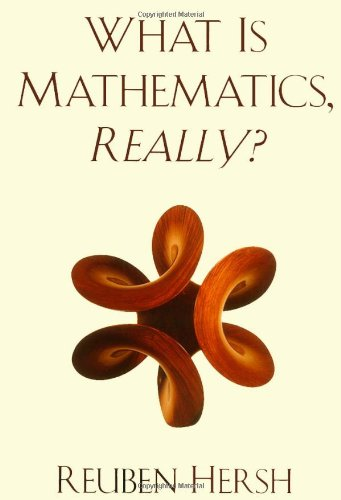 9780195113686: What is Mathematics, Really?