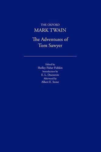 9780195114058: The Adventures of Tom Sawyer (1876) (The Oxford Mark Twain)