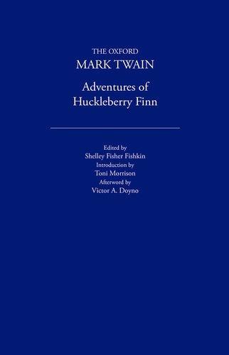 9780195114096: Adventures of Huckleberry Finn (1885) (The Oxford Mark Twain)
