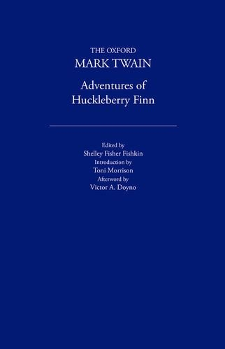 9780195114096: Adventures of Huckleberry Finn (1885) (The Oxford Mark Twain)