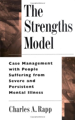 strengths based case management with people