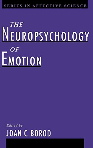 9780195114645: The Neuropsychology of Emotion (Series in Affective Science)