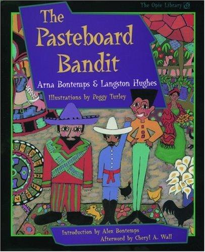 Pasteboard Bandit: Bontemps, Arna Wendell