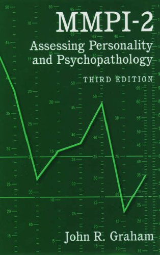 9780195114812: MMPI-2: Assessing Personality and Psychopathology