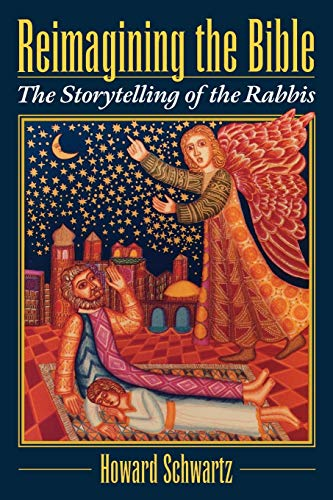 9780195115116: Reimagining the Bible: The Storytelling of the Rabbis