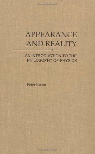 9780195115147: Appearance and Reality: An Introduction to the Philosophy of Physics